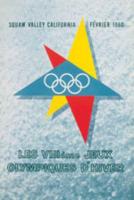 Offisiell plakat fra OL i Squaw Valley 1960.