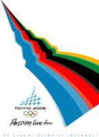 Offisiell fra OL i Torino i 2006.